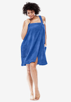 Terry Towel Wrap By Dreams & Co.®,