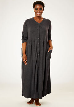 Long Knit Lounger by Only Necessities®,