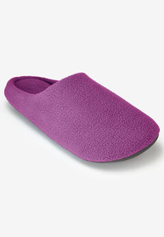 Clog Slipper with Cushioned Insoles by Dreams   Co.® db53deb03