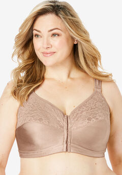 Easy Enhancer® Wireless Posture Bra by Comfort Choice®, NUDE