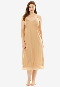 Snip-To-Fit Dress Slip by Comfort Choice®,