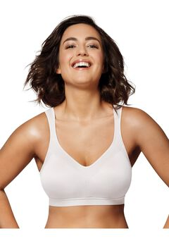 Playtex 18 Hour Active Breathable Comfort Wirefree Bra,