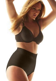High waist shaping brief by Secret Solutions® Curvewear,
