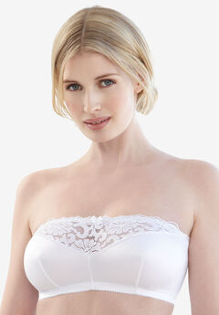Glamorise® Strapless Leisure Bra #1800,