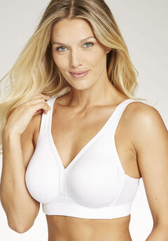 Cooling Microfiber Leisure Bra by Comfort Choice®,