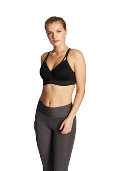 The Curvy Strappy Sports Bra,