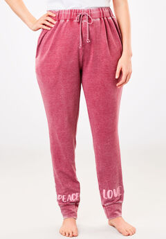 Burnout French Terry Jogger by Dreams & Co.®,