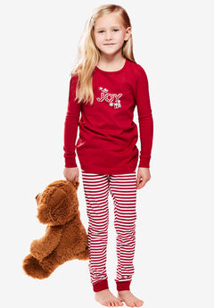 19bc945f240 2-Piece Child s Unisex Holiday PJ Set by Dreams   Co.®
