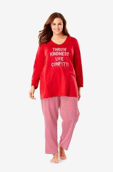 Cheap Plus Size Pajamas for Women  2d67cd6f1