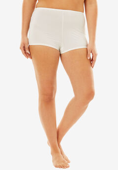 Stretch Microfiber Boyshort ,