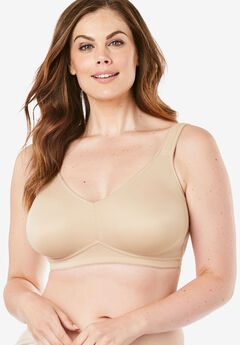 Leading Lady® Dreamy Comfort Microfiber Everyday Bra #5006,