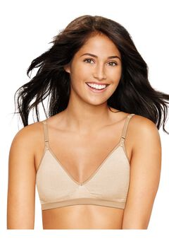 Ultimate Comfy Support ComfortFlex Fit® Wirefree Bra by Hanes,