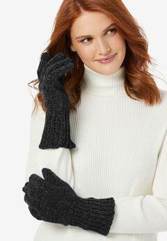Chenille Gloves,