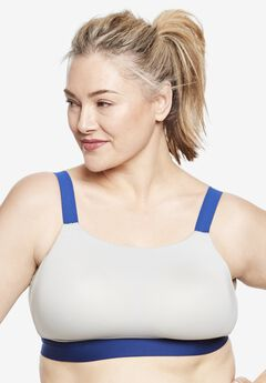 Moderate-Impact Sport Bra by Comfort Choice®,