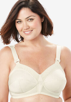 Exquisite Form® Fully® Original Support Wireless Bra #5100532,