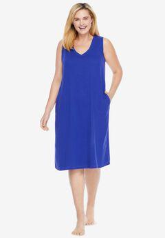Short Knit Lounger , ULTRA BLUE