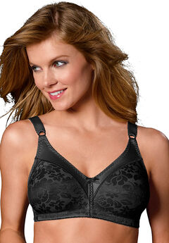Bali Double Support® Lace Wireless Bra #3372,