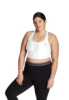 The Vented Plus Sports Bra by Champion®,