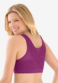 Lace Wireless Posture Bra ,