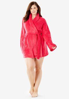 Plush Microfleece Robe by Dreams & Co.®,