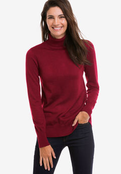 Turtleneck Sweater by ellos®,