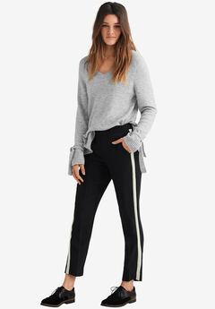 Cropped Straight Leg Pants by ellos®,