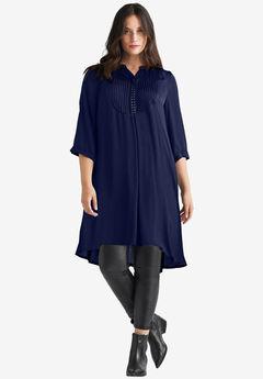 Studded Tunic Dress,