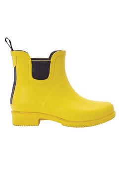 Chelsea Rain Bootie by ellos®,