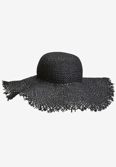 Floppy Straw Hat by ellos®,