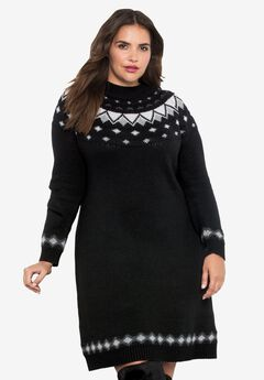 Stockholm Sweater Dress by ellos®,