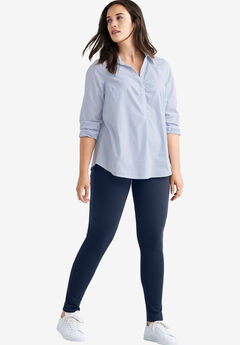 Skinny Knit Pants by ellos®,