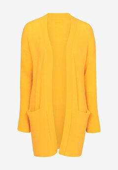 Pointelle Sleeve Cardigan by ellos®,