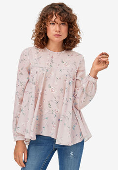 Baby Doll Blouse by ellos®,