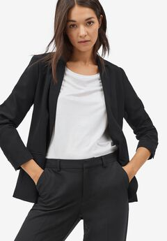 Everyday Blazer by ellos®, BLACK