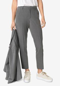 Everyday Slim Pants, HEATHER GREY