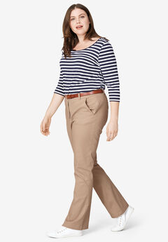 Classic Chino Pants by ellos®,