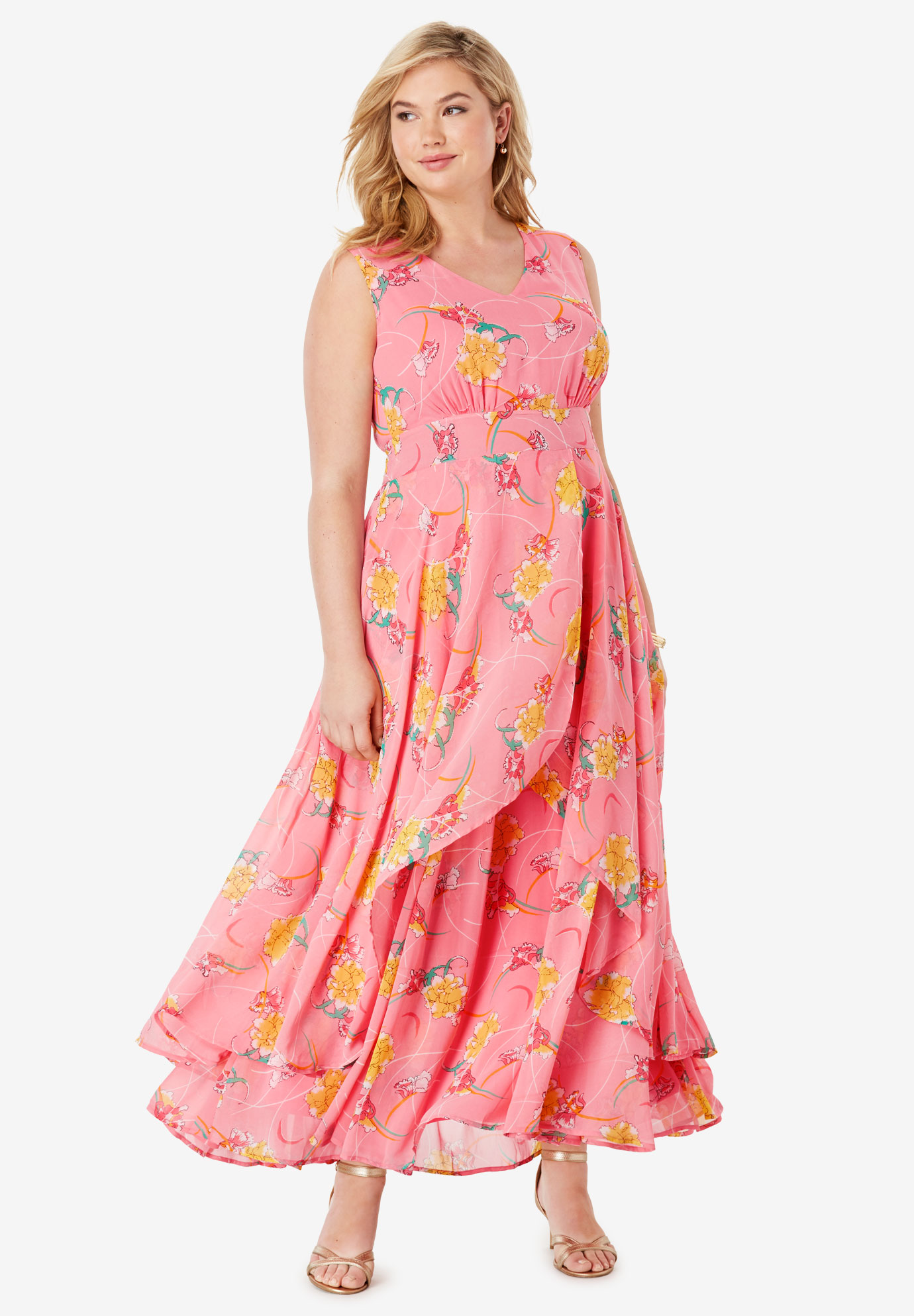 Maxi Dresses A Perfect Choice For All Type of Body Shapes | StylesWardrobe.com