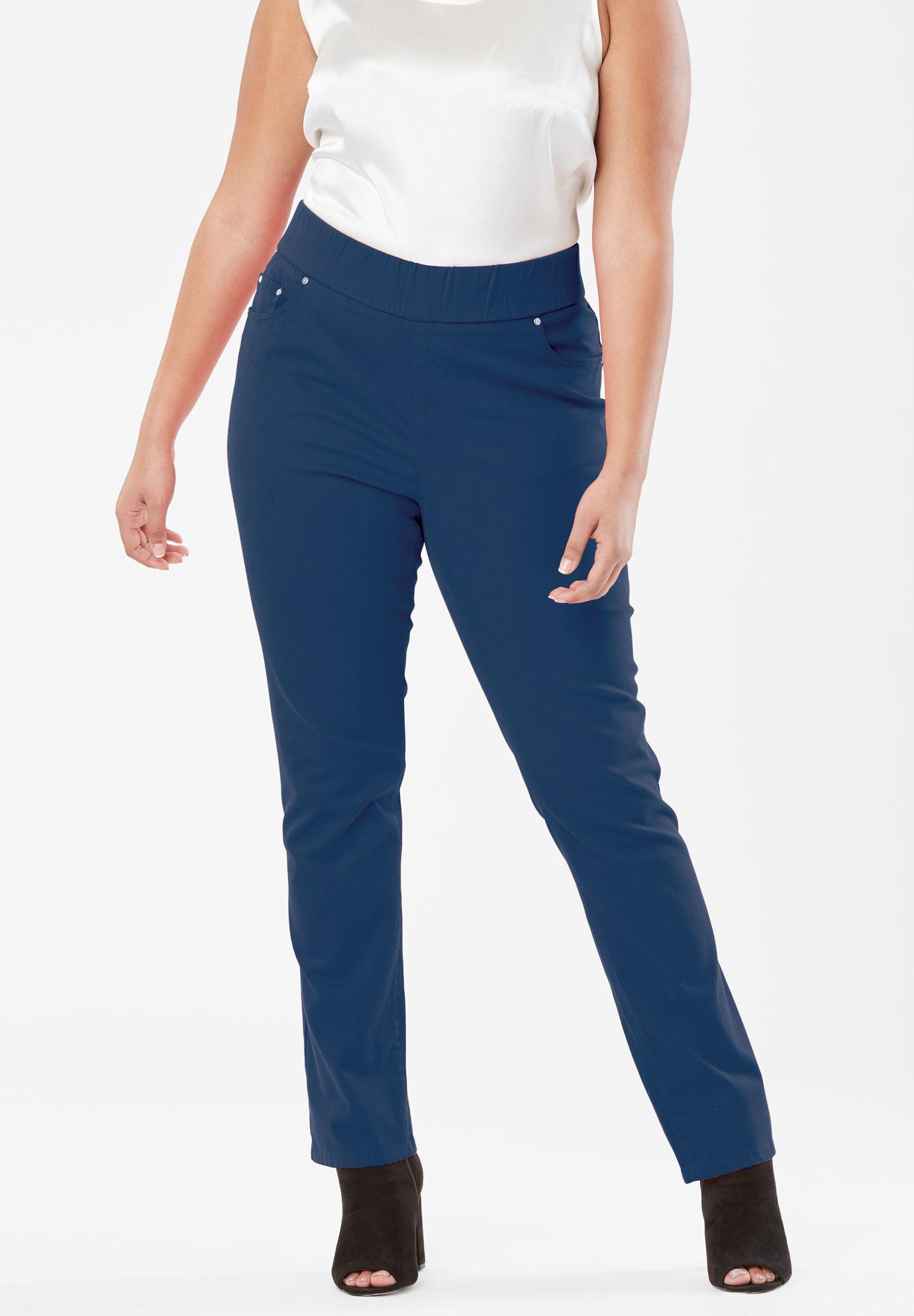 26cf41318ed Comfort Waistband Jeans
