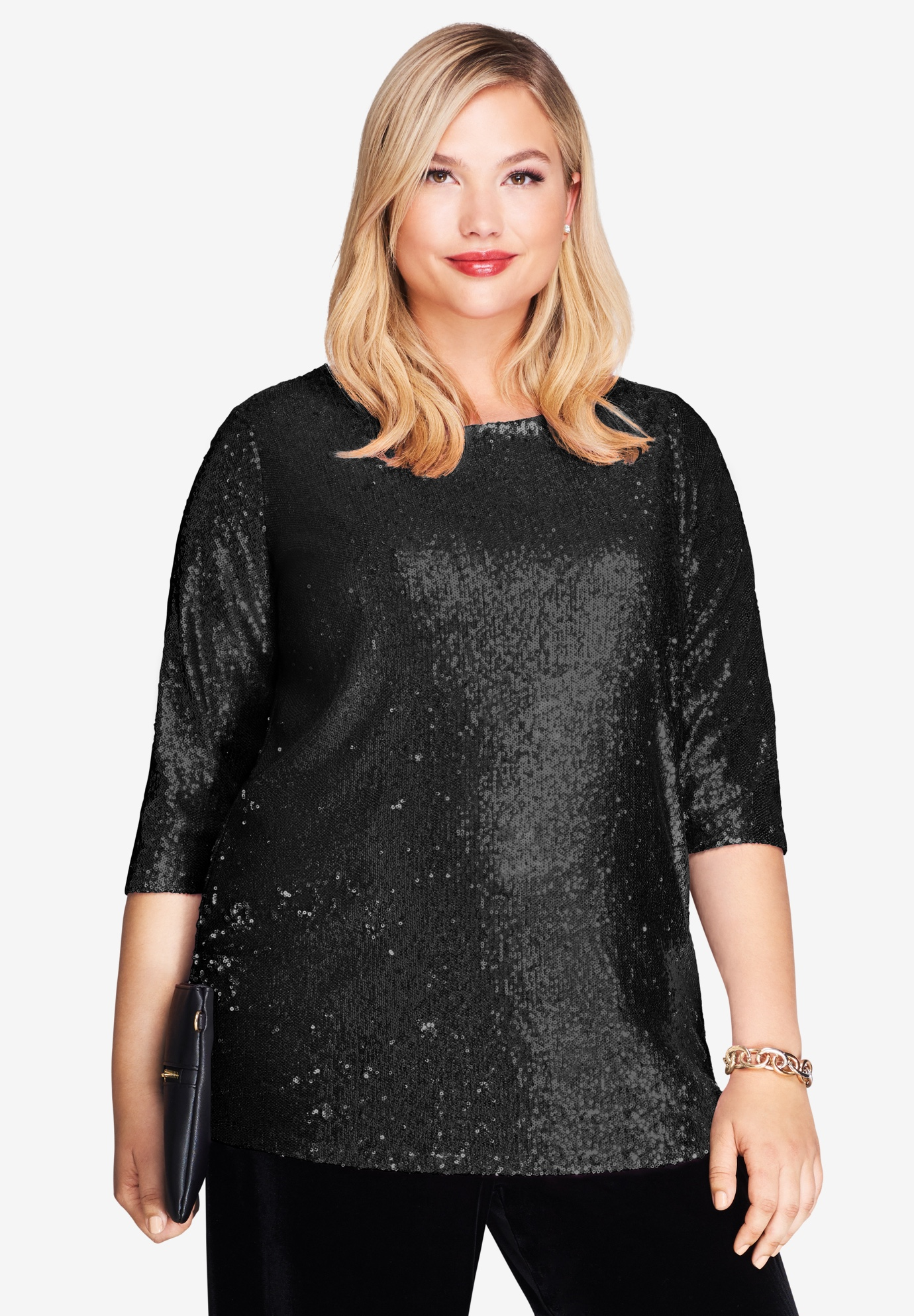 a072c2c1524 Sequin Tunic
