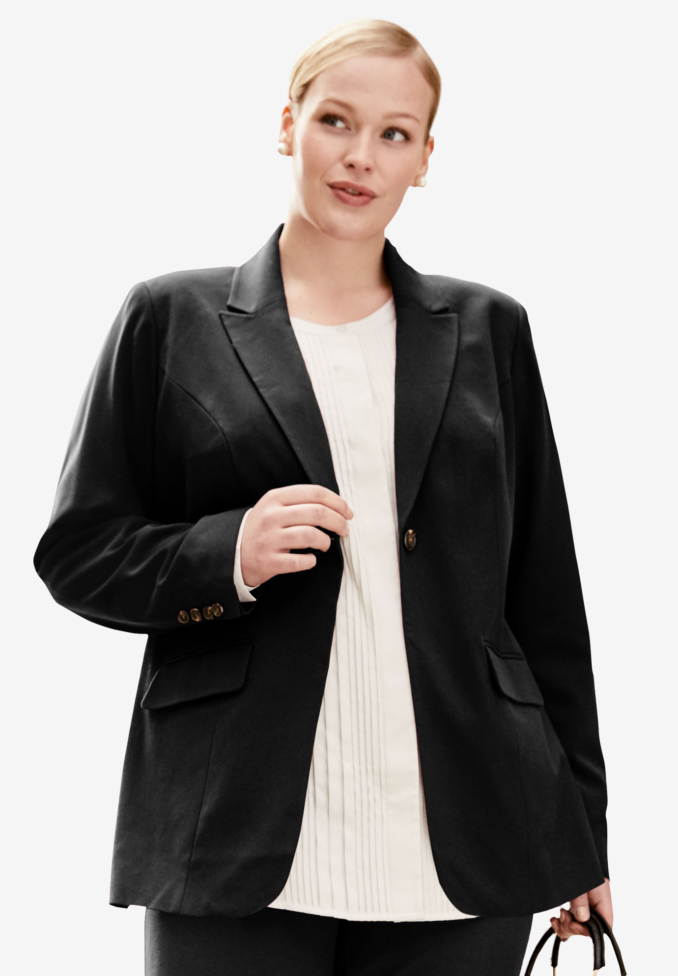 d4d2f67701a Bi-Stretch Blazer