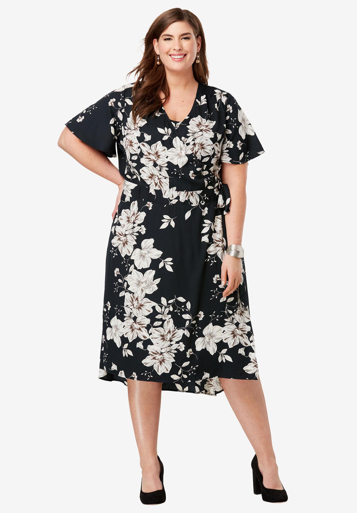 2-Piece Dress | Plus Size Casual Dresses | Jessica London