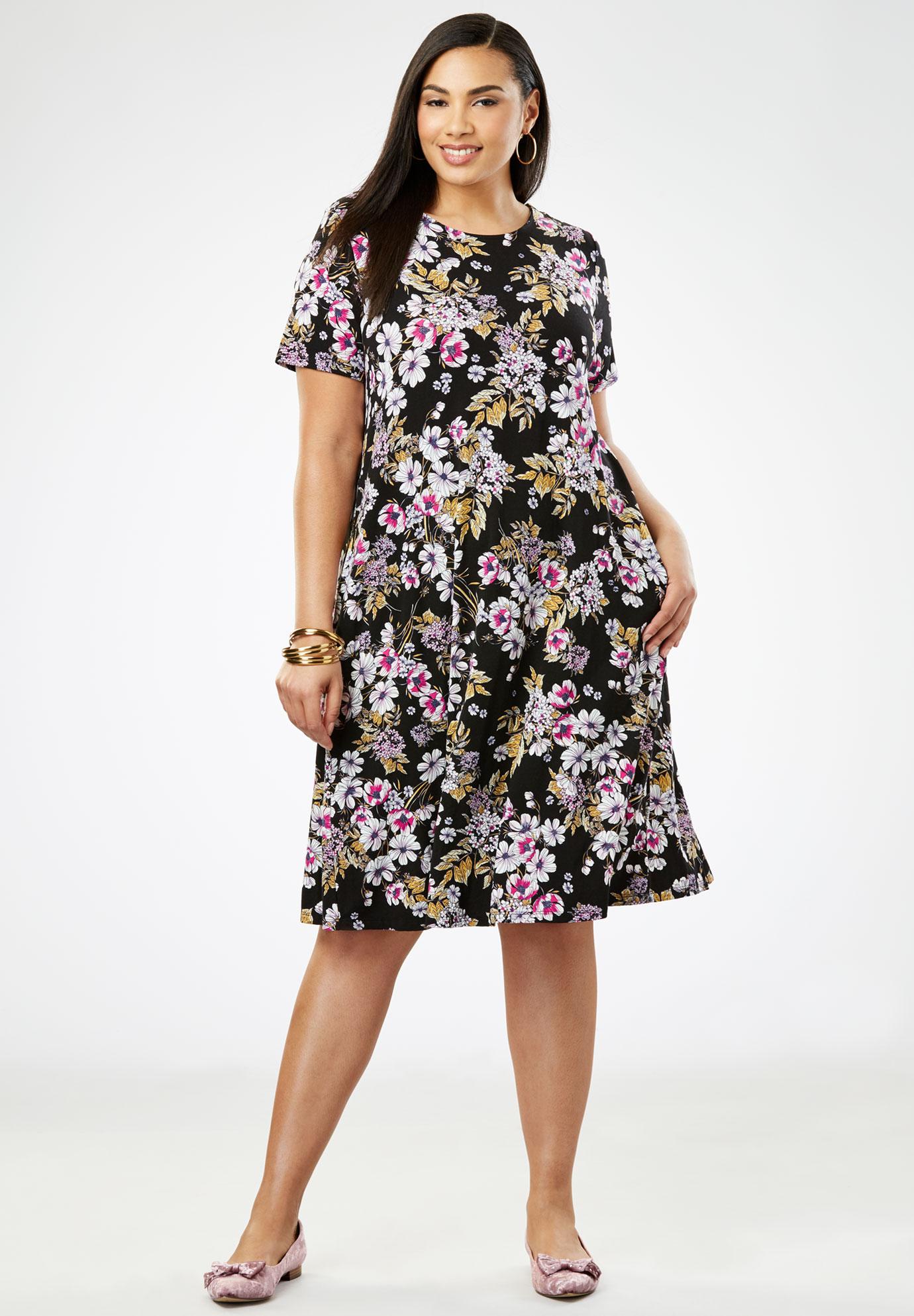 29615c2021d A-line Dress