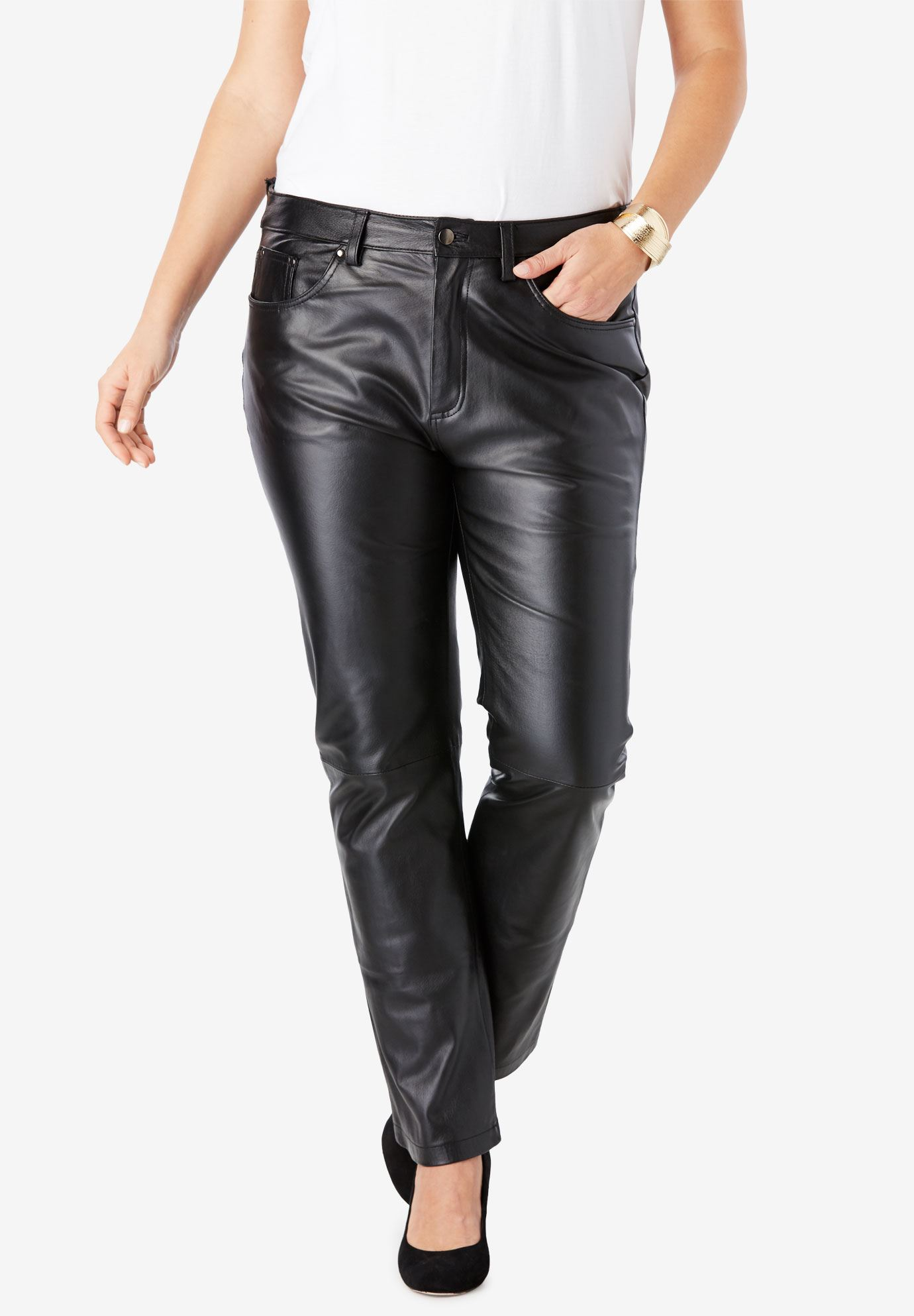 Leather Pants,