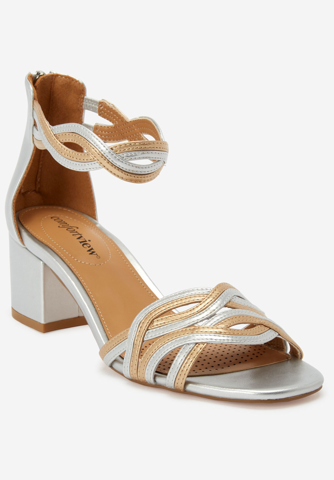 The Bobbi Sandal by Comfortview®,