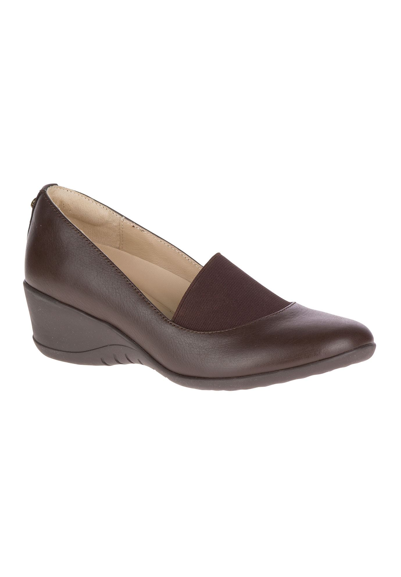 Odell Elastic Pumps by Hush Puppies®,