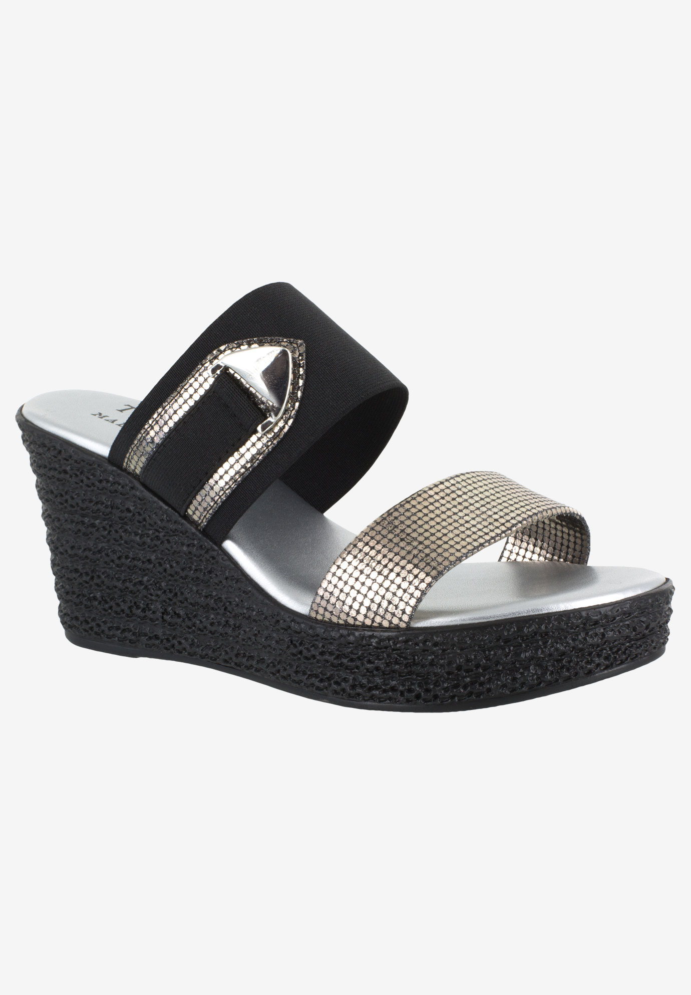 Marisole Tuscany Wedge by Easy Street®,