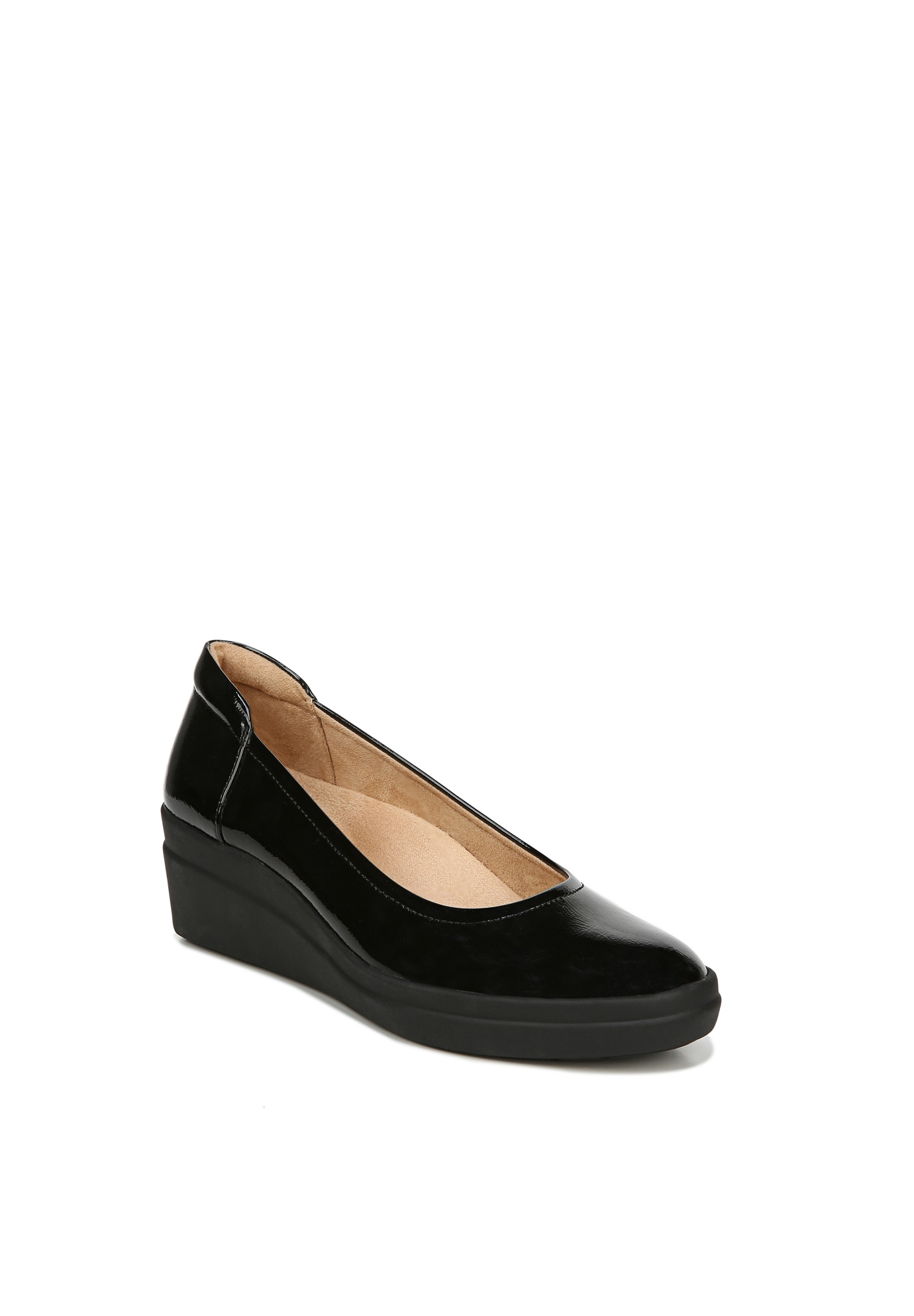 Sam Wedge Ballet Shoe by Naturalizer,