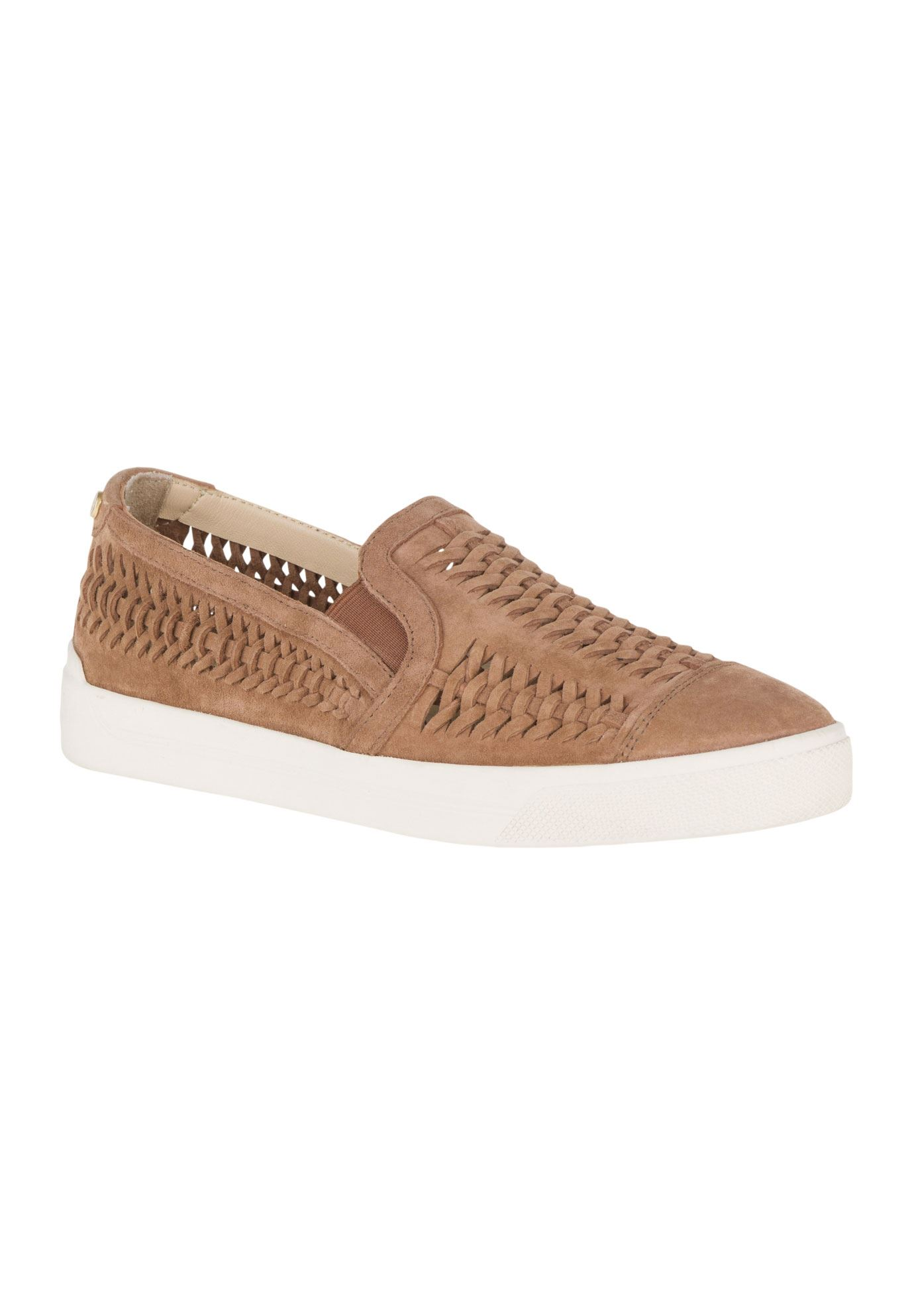 Gabbie Woven Slip-On Sneakers by Hush Puppies®,