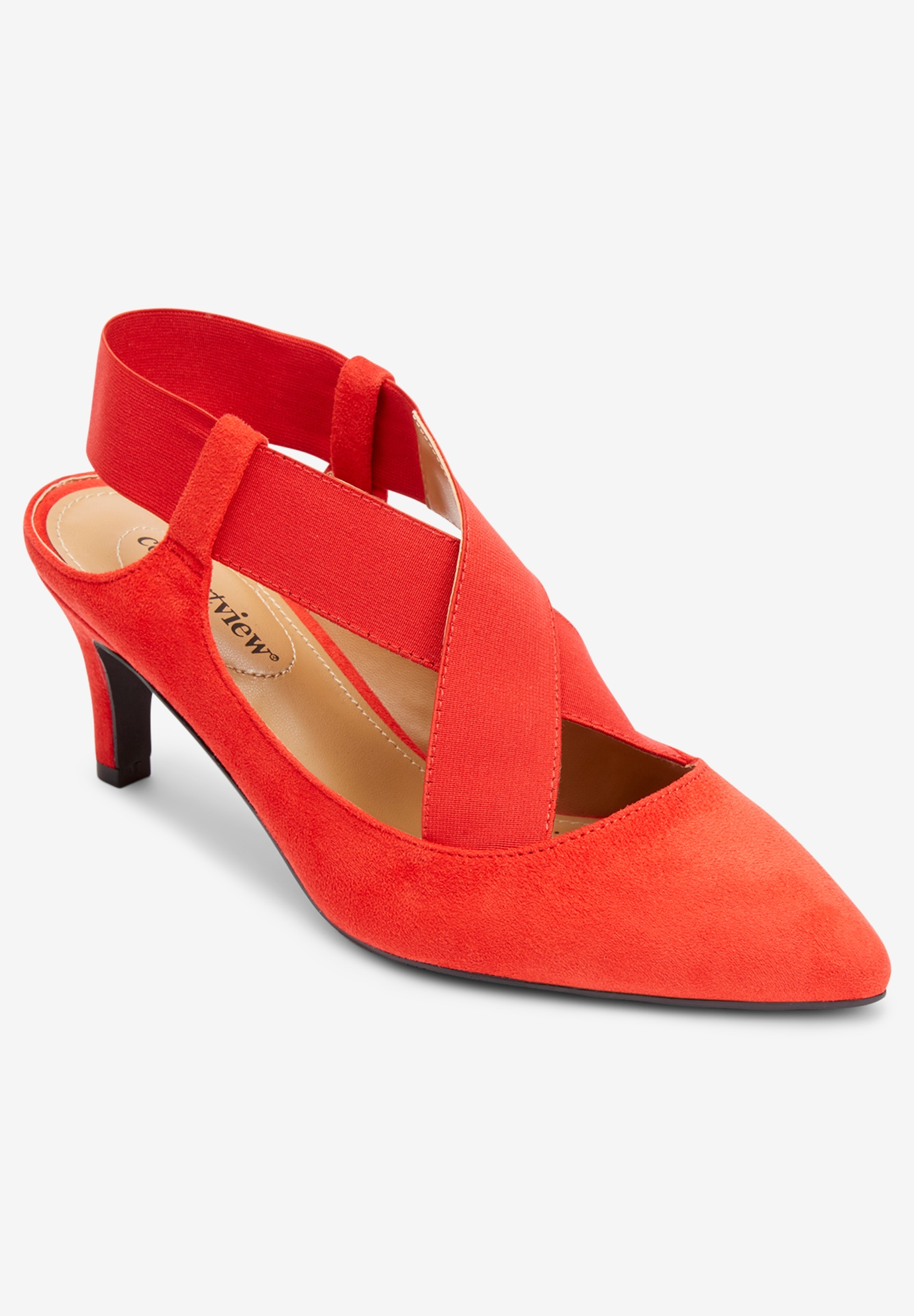 The Elettra Pump by Comfortview® | Plus