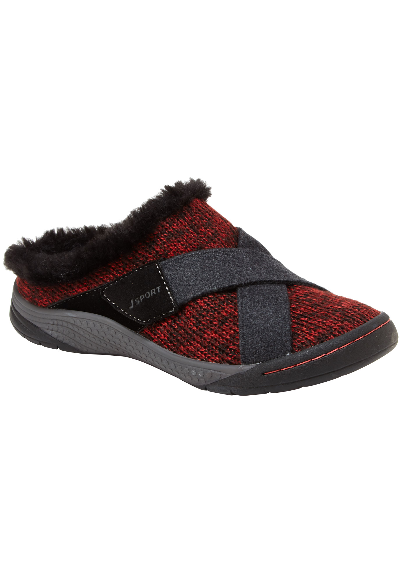 Graham Flats by JBU®, RED